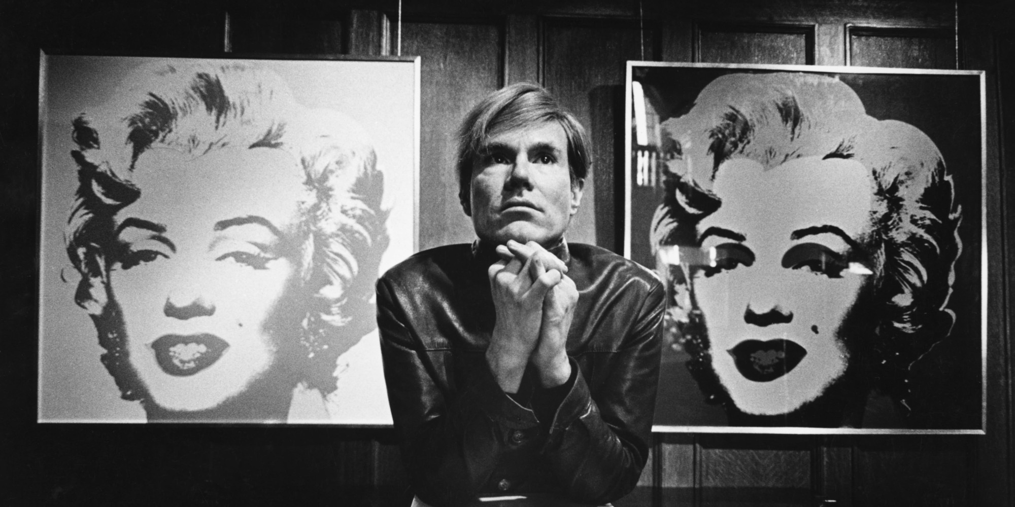 Author of 39 daily rituals how artists work 39 on the habits for Foto effetto andy warhol