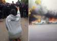 Elsipogtog First Nation Sees Violence As RCMP Moves To End Protest (PHOTOS)