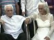 Elderly Paraguayan Couple Marries After 80 Years Together