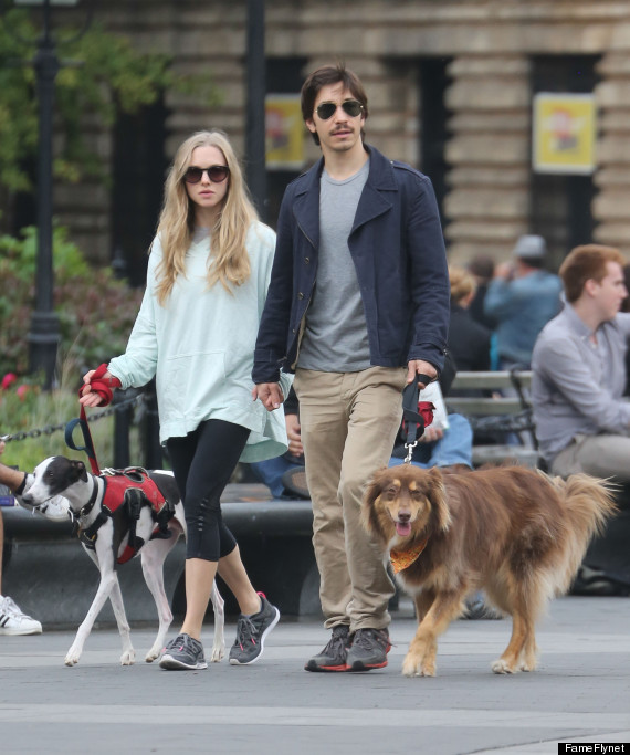 Justin Long couple