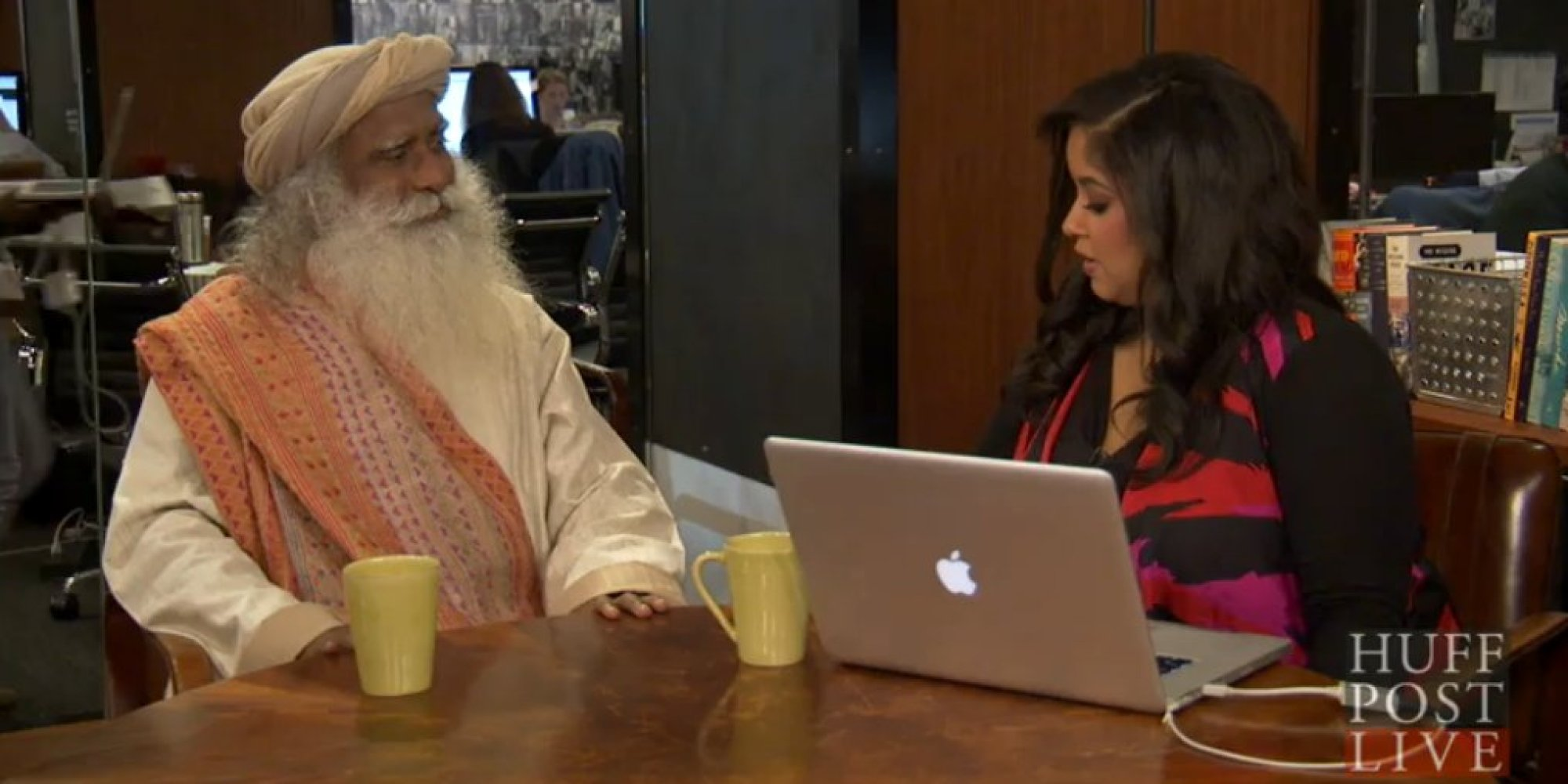 Indian Yogi Sadhguru: 'You Are Not The Things You ... Sadhguru