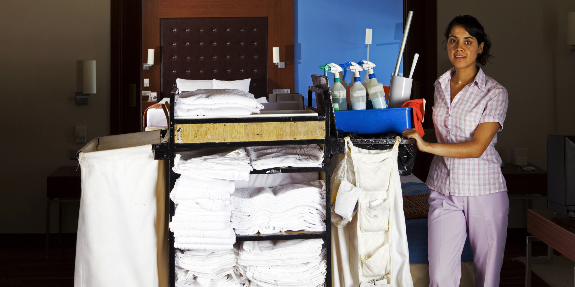 Target Floor Cleaners Dirty Hotels: 6 Germ Hotspots To Worry About