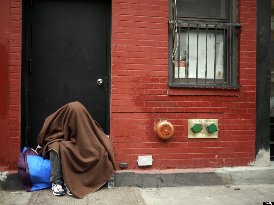 nyc homeless