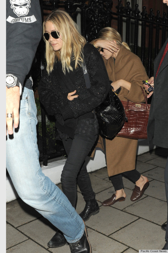 These Celebrities Had The Coolest Accessories Of The Week ... Giuseppe Zanotti Sneakers Blue