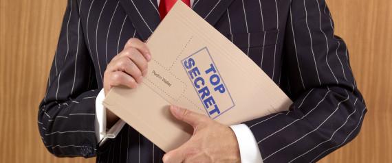 GOVERNMENT SECRETS