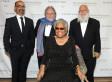 Maya Angelou Accepts Mailer Center Lifetime Achievement Award