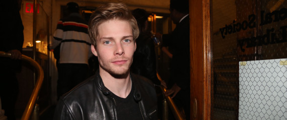 the good wife hunter parrish