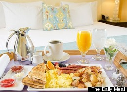 America's Most Popular Room Service Items