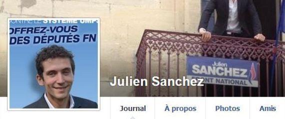 JULIEN SANCHEZ FACEBOOK