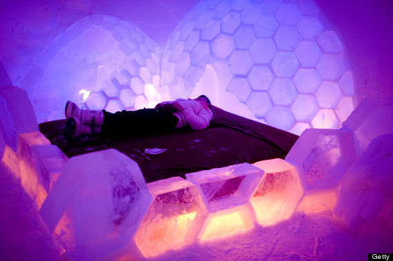 5 Ice Hotels You Should Probably Book For Winter Break