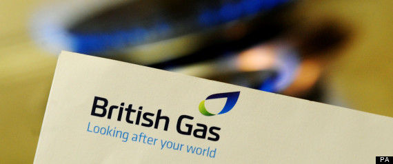 british gas energy bills
