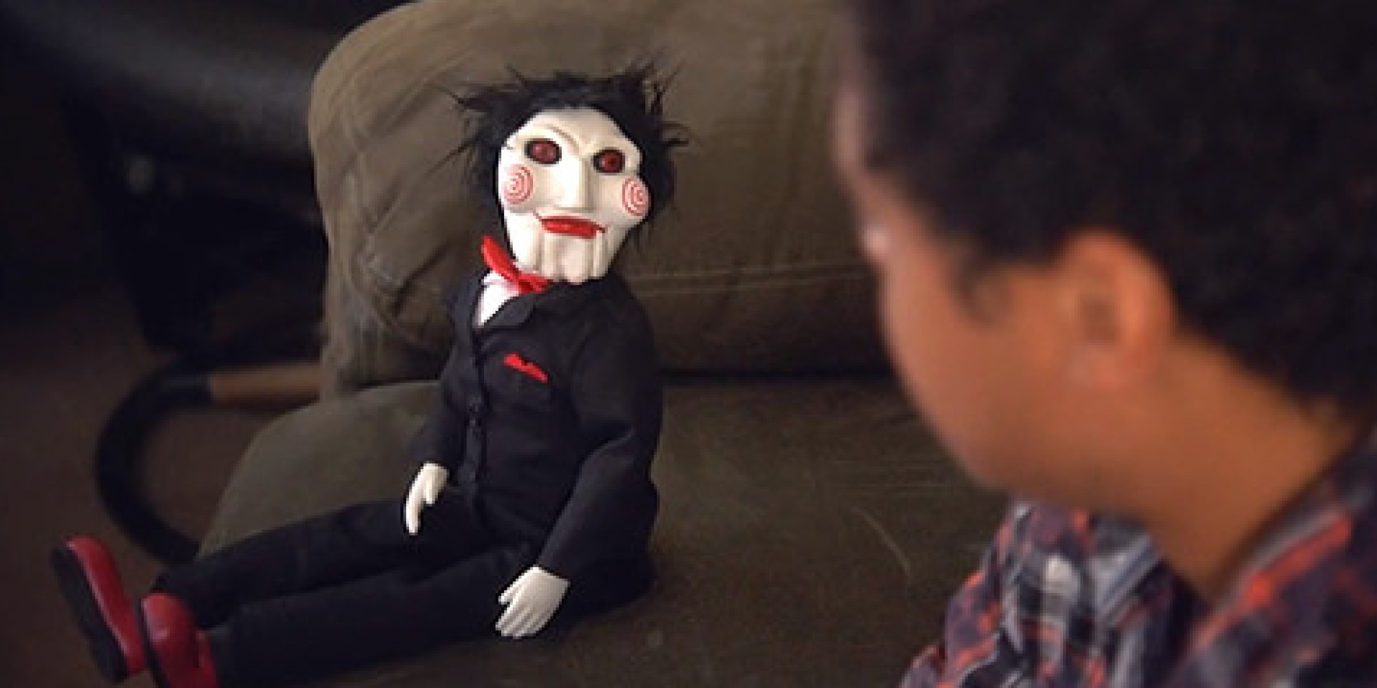 Jigsaw From 'Saw' Is The Worst Roommate EVER | HuffPost