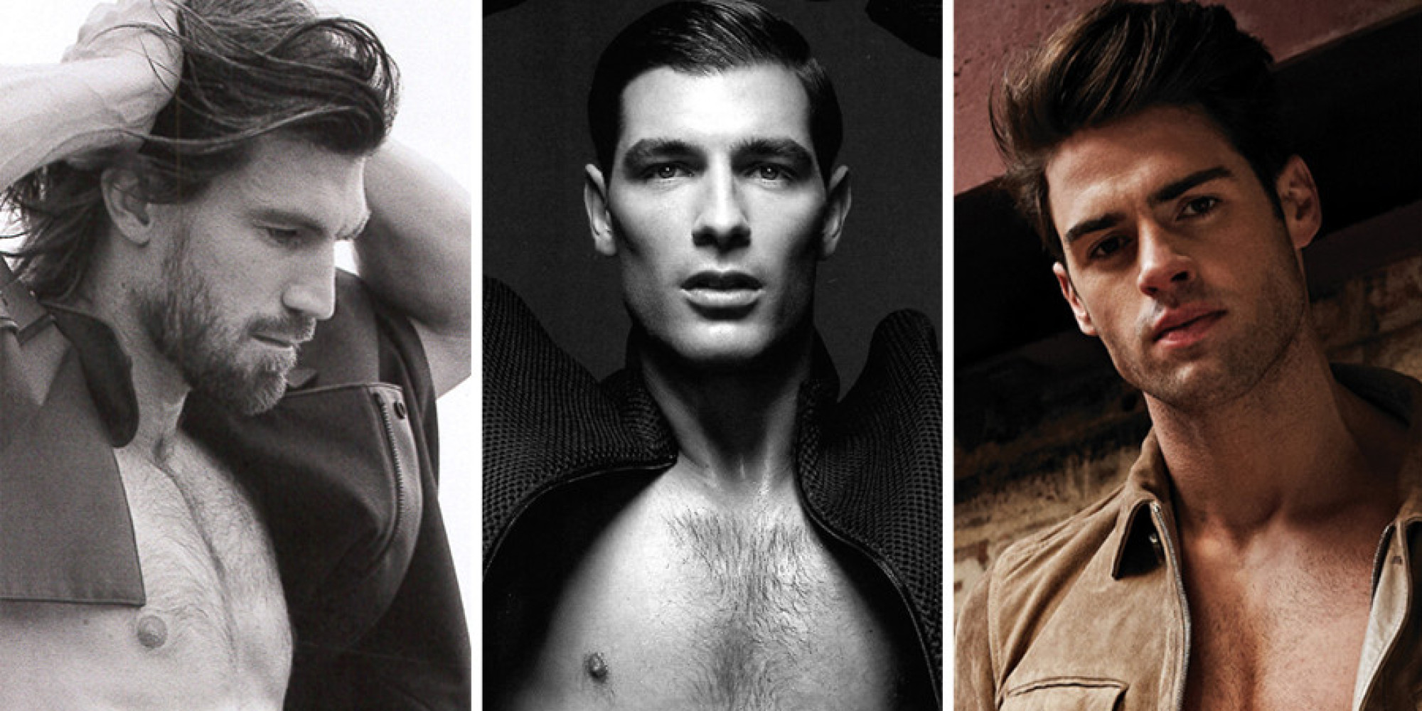 Male Models Tell All: Dry Shampoo, Tanning Towels, Manicures And  Concealer  Huffpost