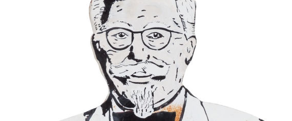 Colonel Sanders Memorabilia Gets Auctioned Off By Kfc For