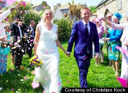 WATCH: This Groom Made His Wife Change Her Wedding Dress