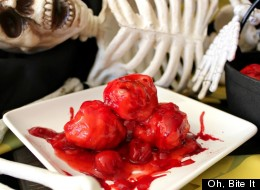 The Grossest, Goriest Halloween Recipes Ever