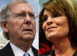 Sarah Palin Hints Mitch McConnell's 2014 Race Will Be Her Next Target