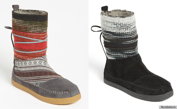 Toms Introduces Boots That Look A Lot Like Uggs Photos