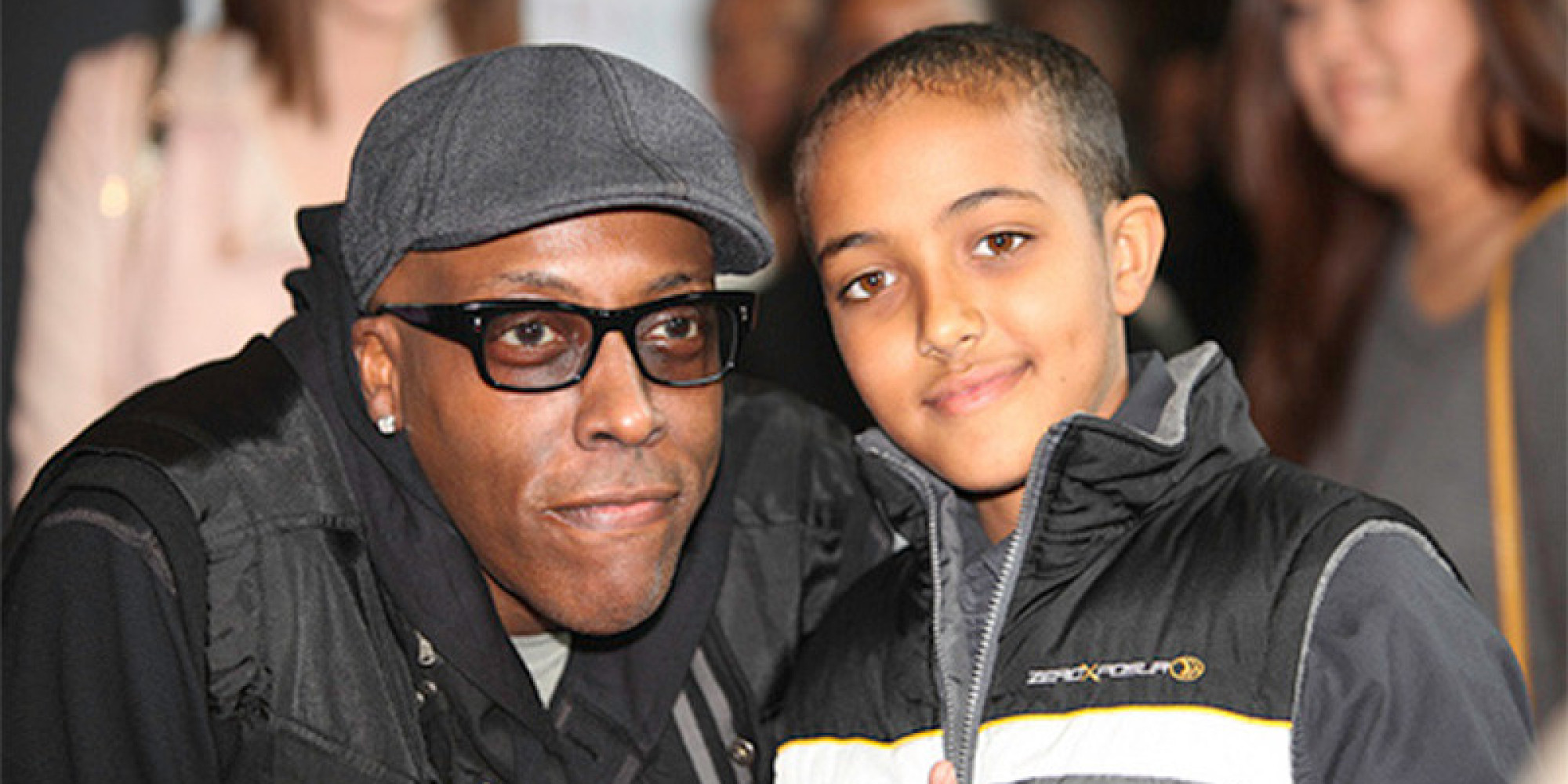Arsenio Hall On Falling In Love With Fatherhood (VIDEO) | HuffPost