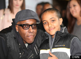 Arsenio Hall To His Son: 'You Weren't A Mistake, I Wanted You'