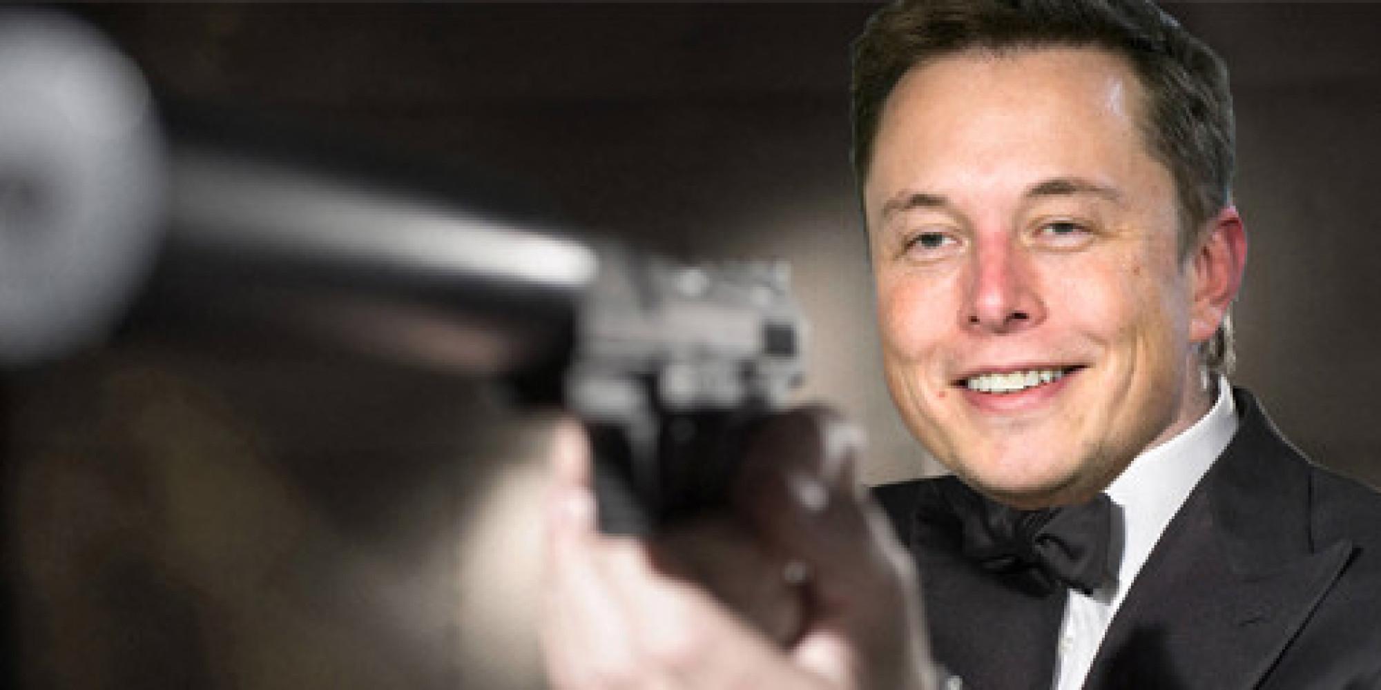 Elon Musk Putting Tesla Engine In James Bond Submarine Because ...