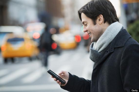 texting street