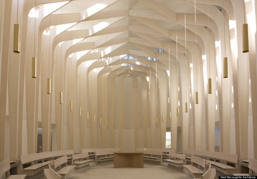Best Modern Churches Awards Find Stunning Examples Of Sacred