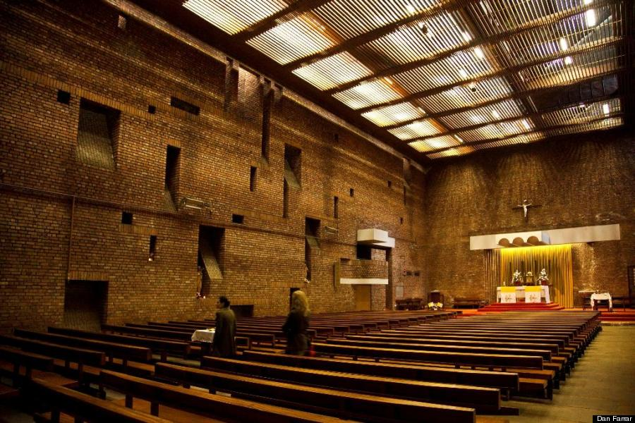 Best Modern Churches Awards Find Stunning Examples Of