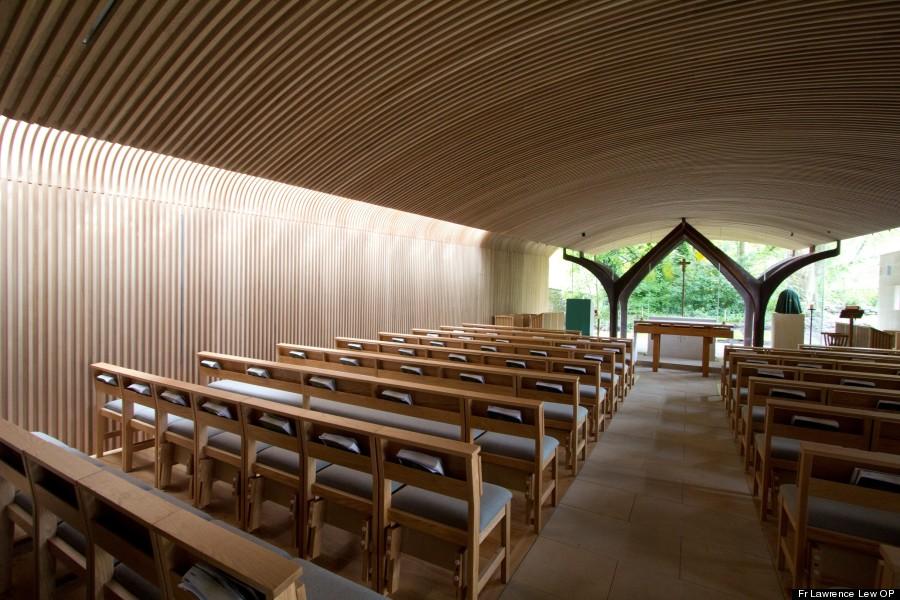 chapel of st albert the