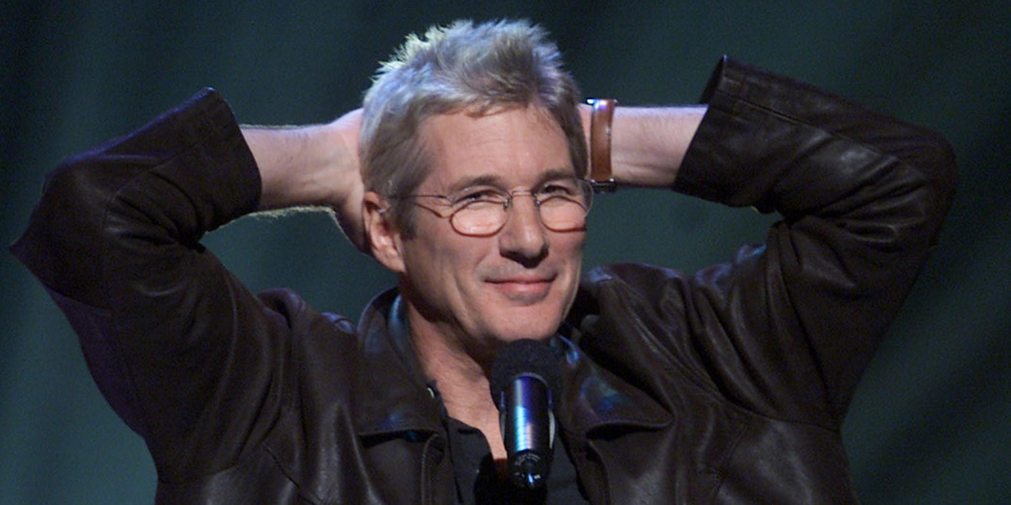 Richard Gere: 14 Silver Foxes We'd Just Like To Remind You Are Divorced