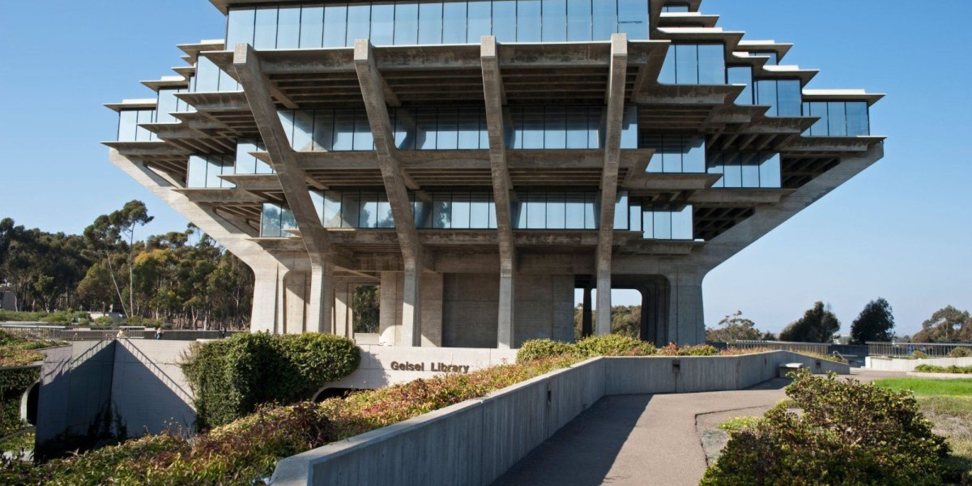 America S Ugliest College Campuses Photos Travel Leisure