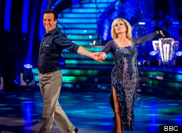 STRICTLY: A View To An Exit For Fiona?