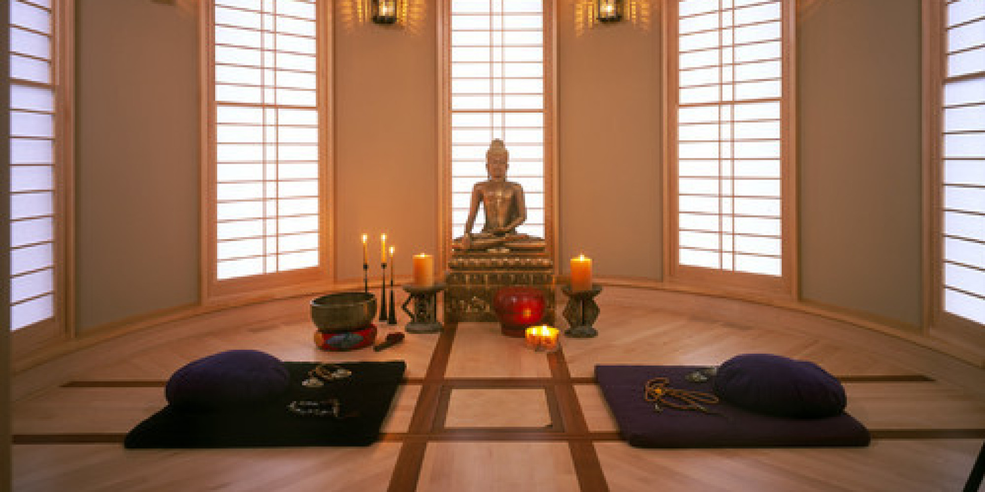 7 spaces that would make great meditation rooms photos huffpost How to design a room