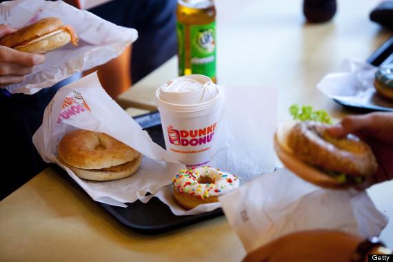 dunkin donut bagle