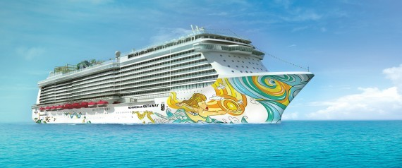 BEST CRUISE SHIPS OF 2013