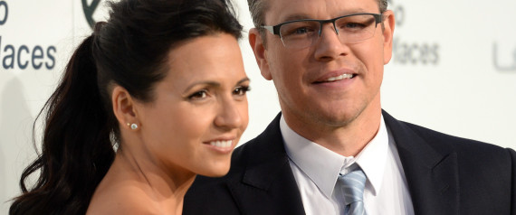 luciana matt damon wife