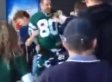 Jets Fan Punched Woman In Face During Fight WIth Patriots Fans At MetLife Stadium (VIDEO)