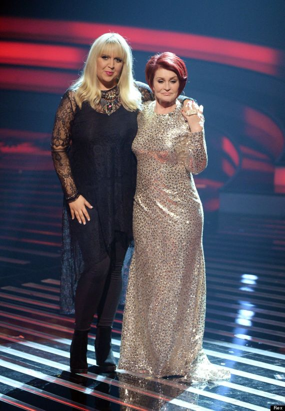 sharon osbourne shelley smith