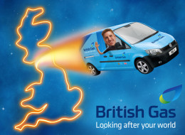 British Gas Makes Facebook Fail
