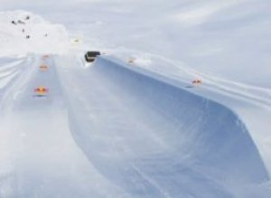 Shaun White Private Halfpipe Superpipe