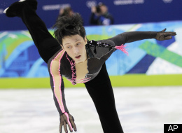 Johnny Weir Short Program Vancouver Olympics