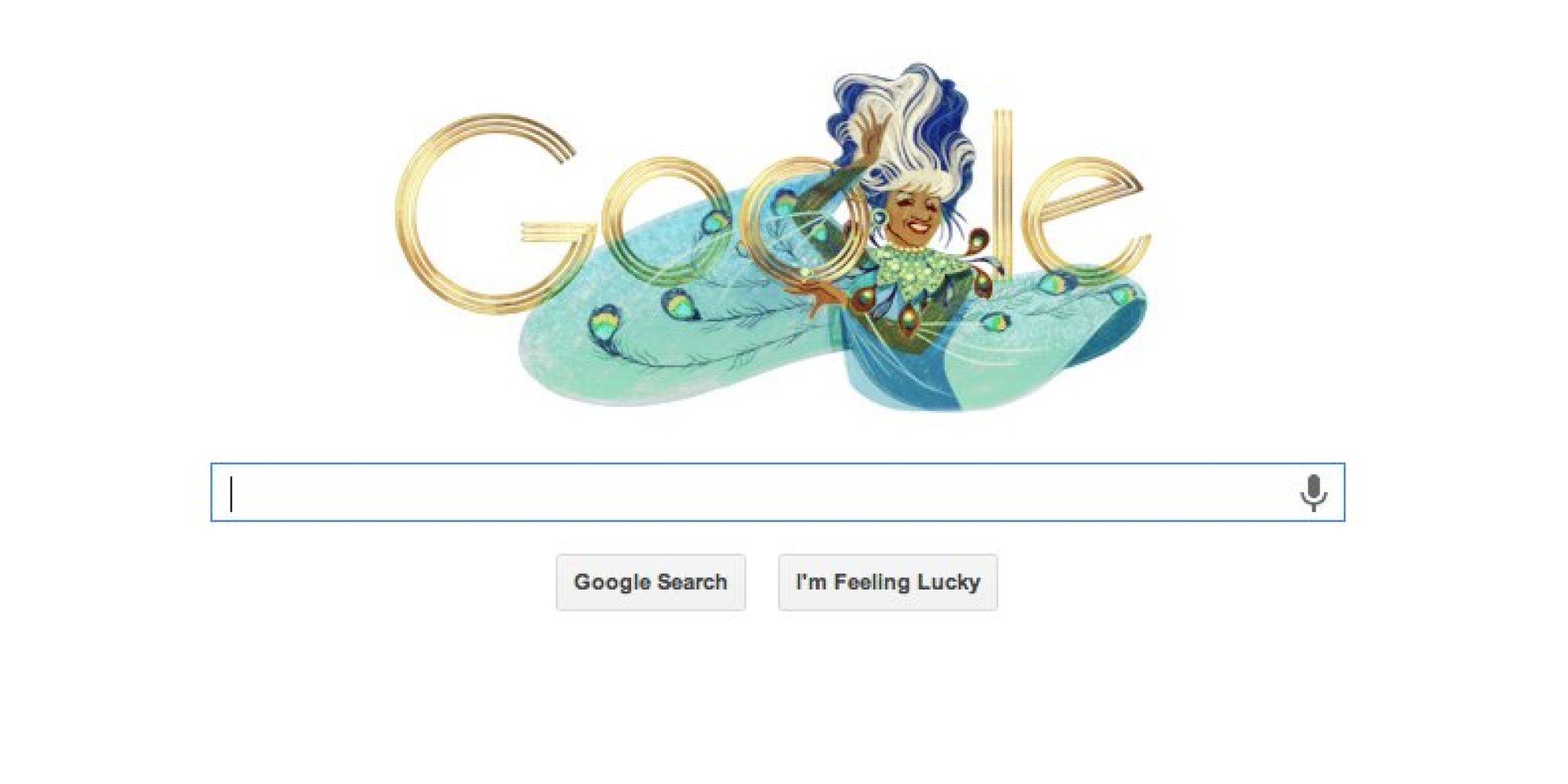 Celia Cruz Birthday Google Celebrates Celia Cruz's