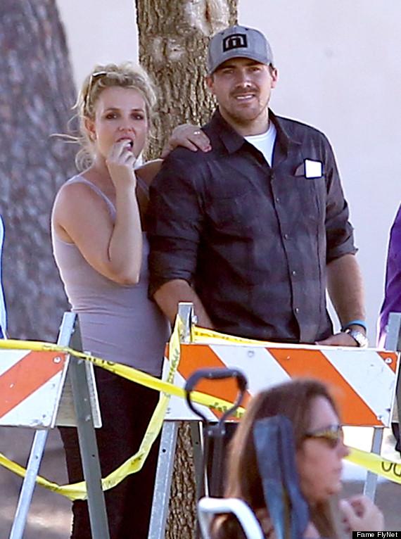 Britney spears work bitch uncensored version - 3 part 3