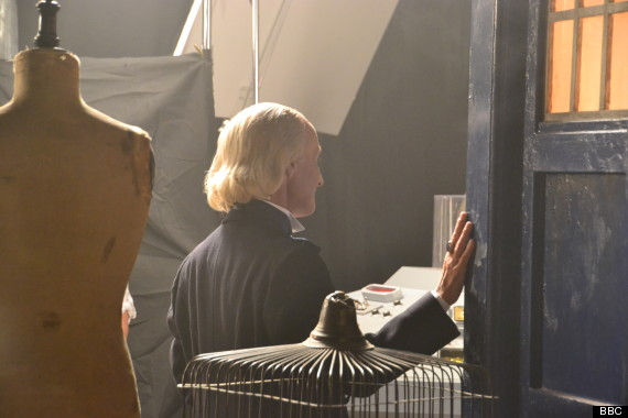 doctor who trailer behind the scenes