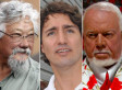 Admired Canadians: David Suzuki Tops Poll, Mike Duffy Comes In Last