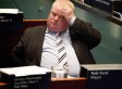 Rob Ford Reportedly Screams At Toronto Sun Columnist