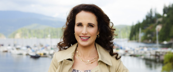 andie macdowell hbo girls