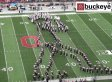 Ohio State Marching Band Does Michael Jackson Moonwalk Like You've Never Seen Before (VIDEO)