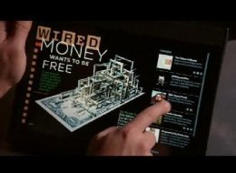 Wired Ipad