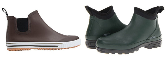 7 Shoes Men Can Wear In The Rain Without Looking Like They